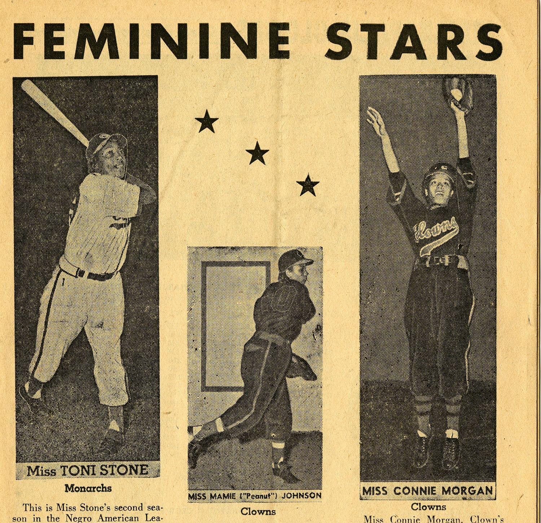 The Negro League s Last Hope  Three Brave Women  b1b979aec4