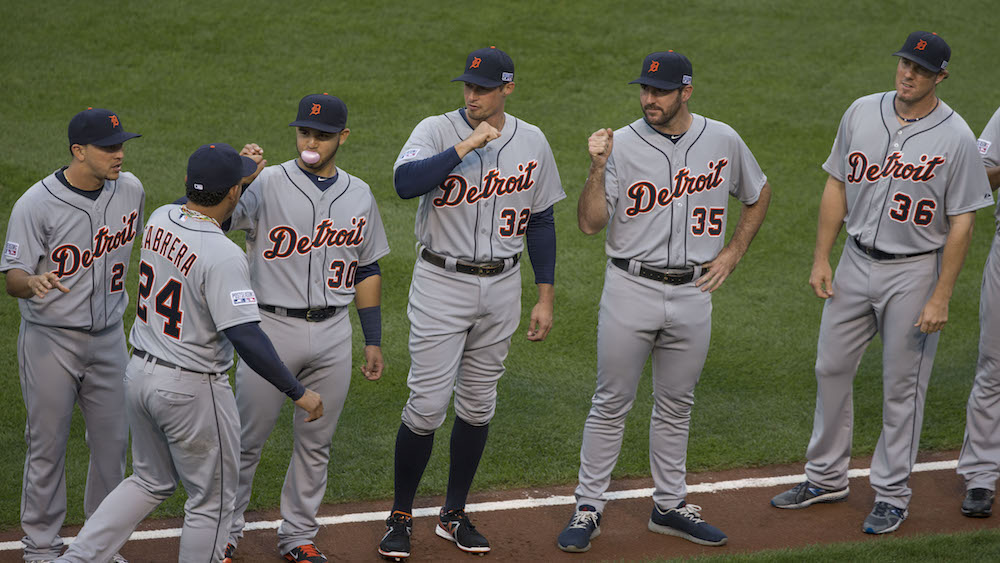 buy popular 69813 d70f1 Old English D: A Look Back at Tigers Uniforms | The Hardball ...