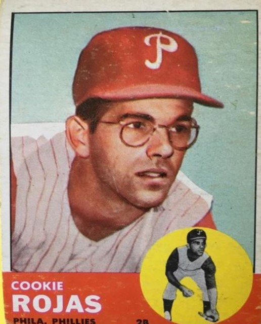 Card Corner Plus The Vivid Beauty Of 1963 Topps The
