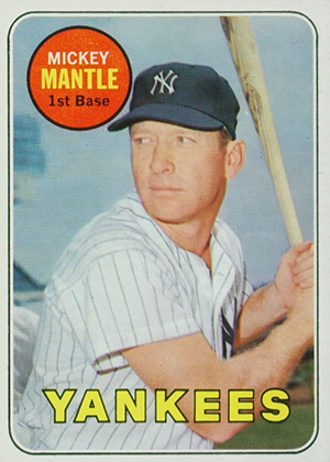 Card Corner Plus The Simple Style Of 1969 Topps The