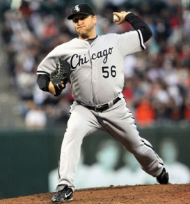 Mark Buehrle May 7, 2008