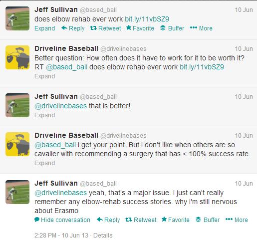 Sullivan Tweets