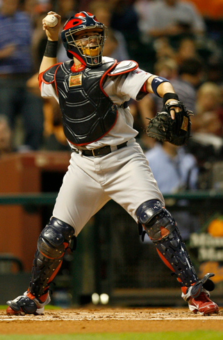yadier molina 2013  Yadier Molina shows off hi...